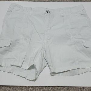 Style & Co shorts.  Size 16P